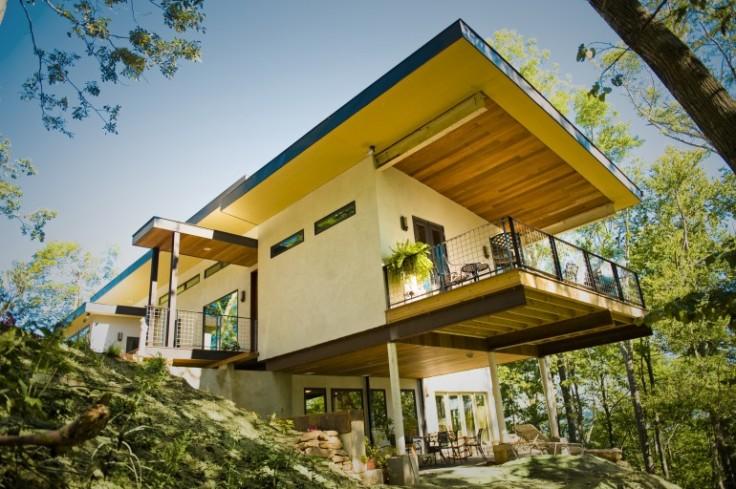 hemp house, casa de cáñamo, bioconstrucción con cáñamo, fibra de cáñamo